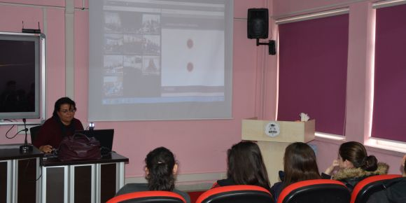 Ayvacık Mehmet Akif Ersoy Mesleki ve Teknik Anadolu Lisesi bilime yolculuk yaptı