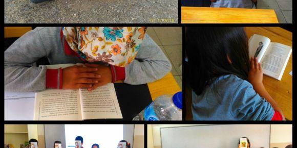 Döşemealtı TOKİ Ortaokulu Okuyor
