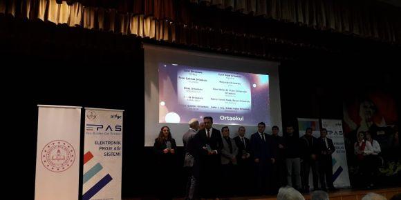 ePas Öğretmenler arası 1 Fikir proje yarışmasında ödüller sahiplerini buldu.