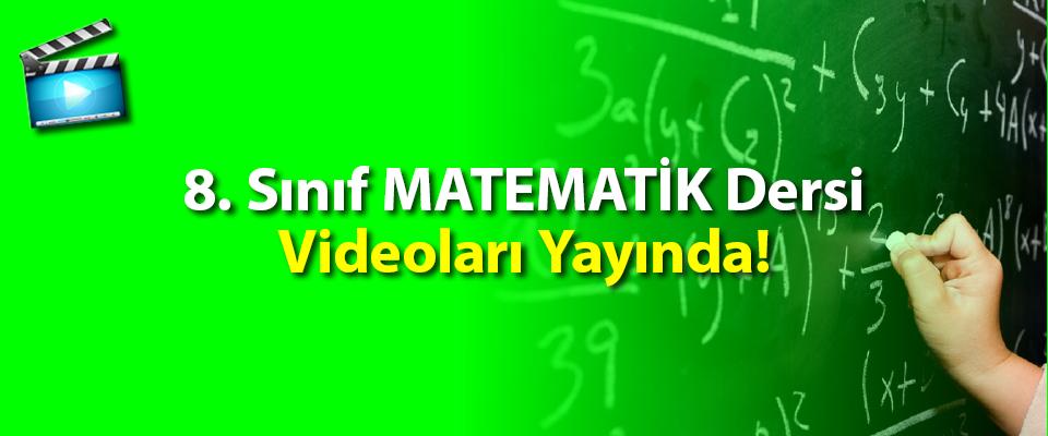 Özlem Hocayla 8.sınıf matematik dersleri