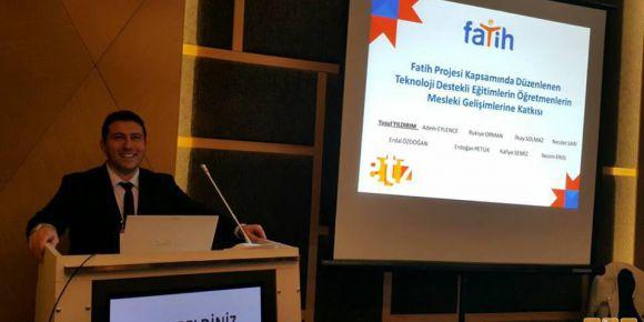 Fatih projesi kapsamında düzenlenen eğitimlerin öğretmenlerin mesleki gelişimine katkısı