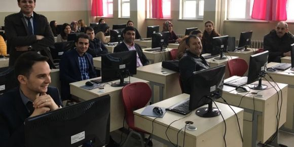 Iğdır'da EBA tanıtım ve bilgilendirme toplantısı