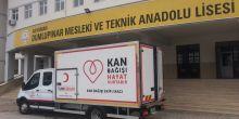 Okulumuzda kan bağışı
