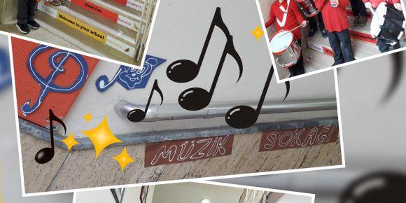 Müzik sokağımız