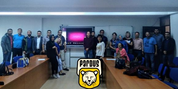 Pardus-Etap göç projemiz tamamlandı