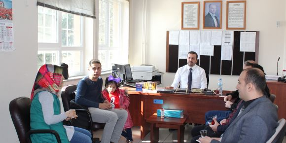Koordinasyon ekibimizle toplantı yaptık