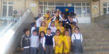 Muhittin Develi 1/A sınıfı 2016-2017 İlkokullar fiziksel etkinlik oyunları şampiyonu