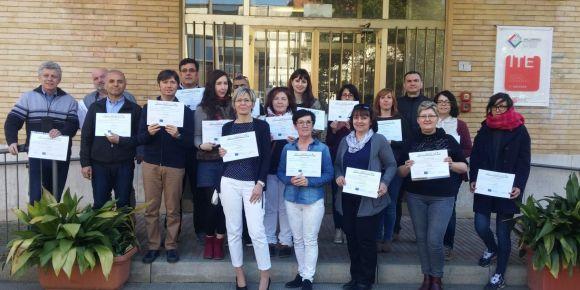 Defne Necmi Asfuroğlu Anadolu Lisesi öğretmenleri İtalya'da