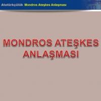 Mondros Ateşkes Anlaşması