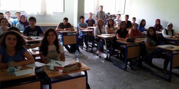Bartın Fatih Sultan Mehmet Anadolu Lisesi yaz dönemi kursları