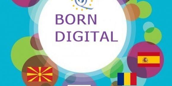 Born Digital etwinning projesi