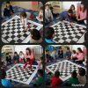 Mehmetçik Anaokulu 5-H sınıfında bilgisayarsız kodlama çalışmaları başladı