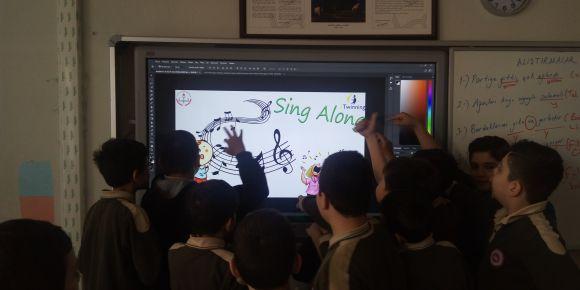 Karamürsel İmam Hatip Ortaokulunda eTwinning heyecanı