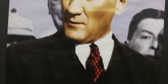 Atatürk resimleri sergisi