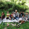 Sınıfça piknikteyiz