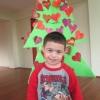 Giresun Gedikkaya Anaokulu Değerler Eğitimi-Karakter Eğitim Projesi (DEKEP) kapsamında sevgi ağacı yapıldı.