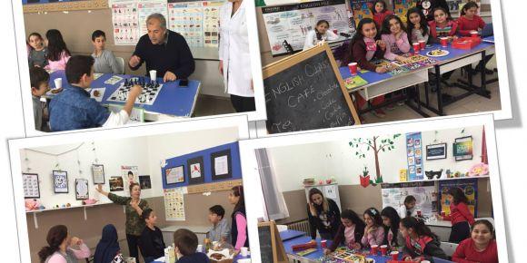 Arapça ve İngilizce dil etkinliğimiz