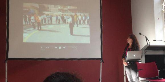 """Şenlik İlkolulu Hollanda'da  """"Space Education International Workshop""""a katıldı."""