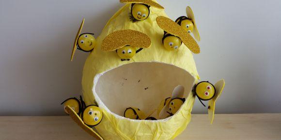 Minik Kalplerin gözünden Bal Arıları