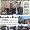 Okul Gazetemiz Gündoğumu'nun 3.sayısı çıktı.