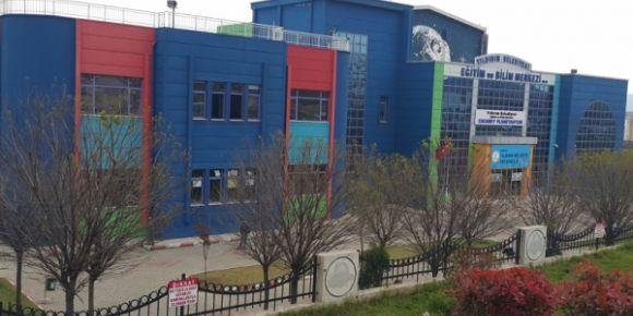 Bursa - Yıldırım Belediye Ortaokulu Kodlama Haftasında