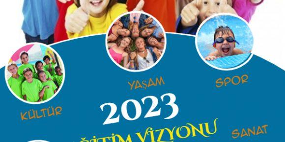 2023 Tasarım ve beceri atölyesi projesindeyiz