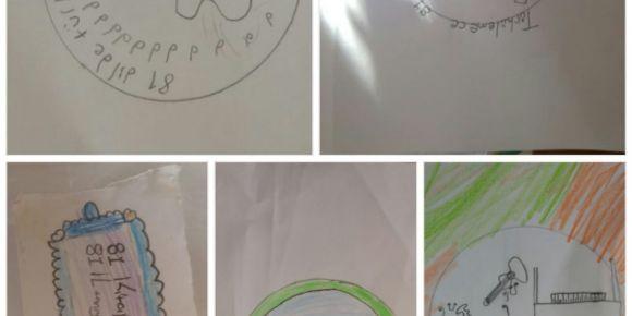 Öğrencilerimiz logo yaptı