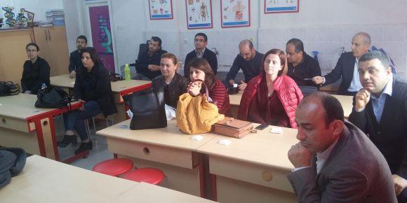 EBA ve Etkileşimli Tahta semineri