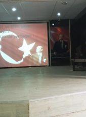 Nizip İbn-i Sina Teknik ve Anadolu Lisesi 12 Mart İstiklal Marşının Kabulünü Tören Ve Etkinliklerle Kutladı.