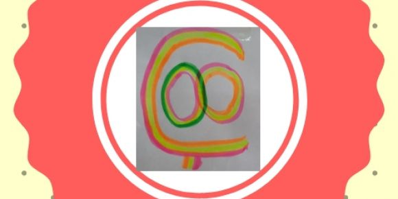 Children's Games Olympics projesinde logo seçimi