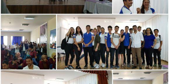 Didim'de Liseler Arası Münazara Turnuvası Şampiyonu Didim Anadolu Lisesi