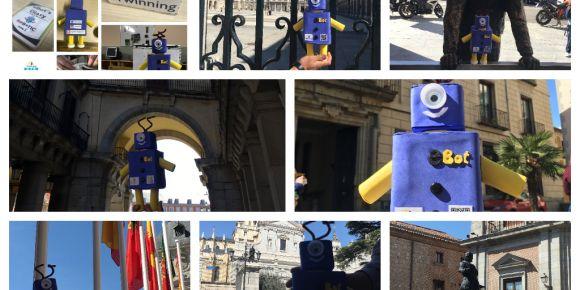 eBot Avrupa Seyahatinde