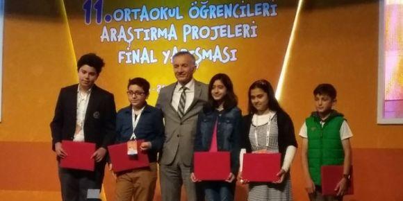 Gümüşhane Bilim ve Sanat Merkezi'ne Tübitak'tan teşvik ödülü