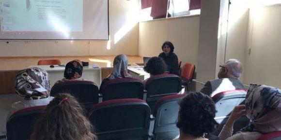 Necatibey İlkokulu proje tanıtım toplantısını yaptı