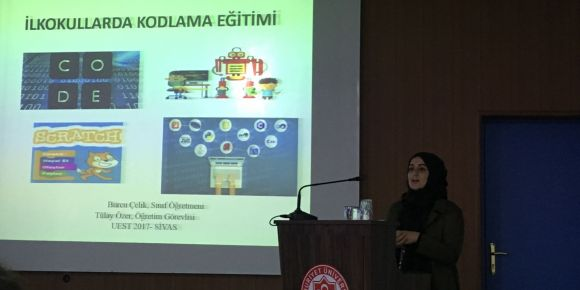 Uluslararası Eğitim Teknolojileri sempozyumu Sivas'ta gerçekleşti