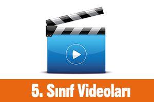 5. Sınıf Videoları