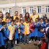 TEMA Vakfı Kayseri-Talas Kuruköprü İlkokulunda çevre eğitimi verdi