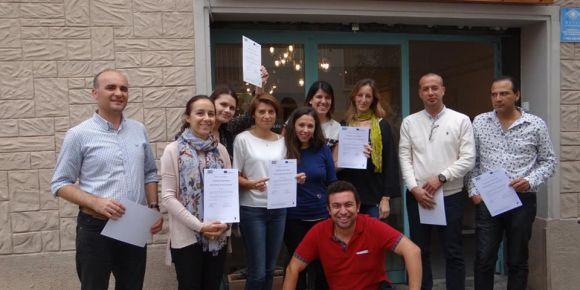 Tekirdağ Namık Kemal Lisesi Erasmus+  hizmet içi eğitimi için Barselona'da