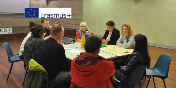 ERASMUS Mission Possible Health 2017-2019 projesi