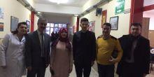 """Ekip42 Projesi """"Okuduğun Kitabı Anlat"""" birincisi  Seyyit Mahmut Hayrani Anadolu Lisesi"""