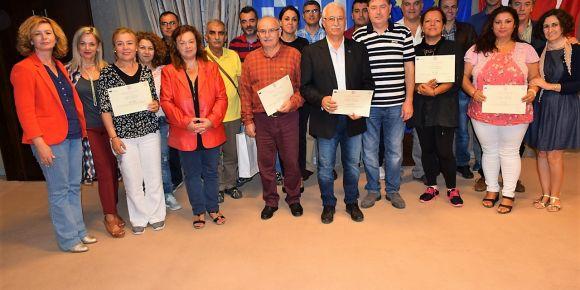 ESE projesi yönetim faaliyetinin 4. yönetim toplantısı Yunanistan'da gerçekleşti