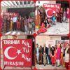 Kırşehir'de  muhteşem final sergisi