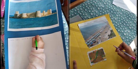 Kartpostal Yapıyoruz