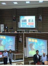 GOP Üniversitesi öğrencilerine Fatih Projesi ve EBA tanıtımı yapıldı