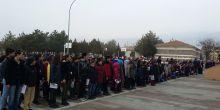Okulumuzda 1. yarıyıl karne töreni yapıldı