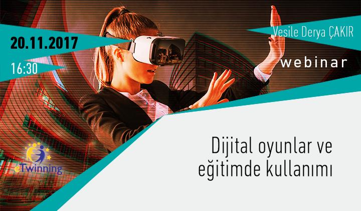 Dijital Oyun Webinar