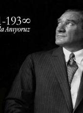 Mersin Eyüp Aygar Fen Lisesi Atatürk'ü Anma Töreni