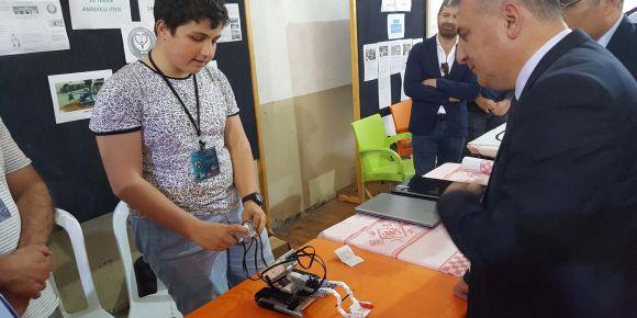 Ünye Robotik Kodlama & STEM Şenliği