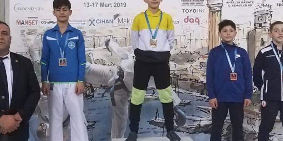 Karetede Şampiyon Olduk