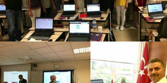 FCL eTwinning ve Daha fazlası Antalya Yaz Dönemi Eğitimde Yeni Yaklaşımlar Kurslarında